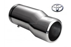 Toyota Land Cruiser Mk4 Stainless Steel Exhaust Tail Pipe
