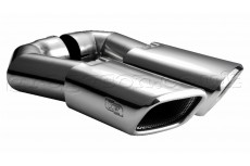 Volkswagen Touareg Mk1 Stainless Steel Sport Exhaust Tail Pipes