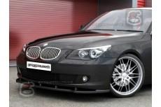 BMW E60 Front Bumper Lip Spoiler Extension