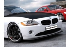 BMW Z4 E85 Front Bumper Lip Spoiler Extension Splitter