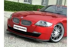 BMW Z4 E86 Front Bumper Lip Spoiler Extension Splitter