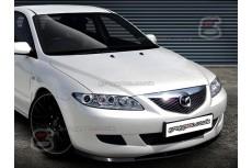 Mazda 6 Mk1 Front Bumper Lip Spoiler Extension