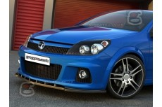 Vauxhall Astra H OPC Front Bumper Lip Spoiler Extension