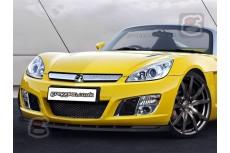 Vauxhall GT Front Bumper Lip Spoiler Extension