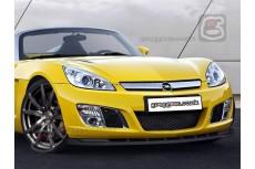 Opel GT Front Bumper Lip Spoiler Extension