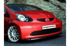 Toyota Aygo Front Bumper Lip Spoiler Extension