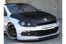 Volkswagen Scirocco Mk3 R Line Front Bumper Lip Spoiler Extension