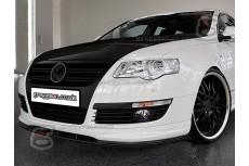 Volkswagen Passat B6 3C For R Line Front Bumper Lip Spoiler Extension