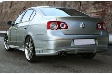 Volkswagen Passat B6 3C Rear Bumper Lip Spoiler Extension