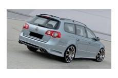 Volkswagen Passat B6 3C Estate Rear Bumper Lip Spoiler Extension