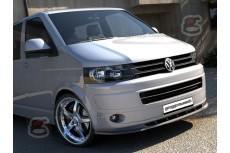 Volkswagen T5 Front Bumper Lip Spoiler Extension