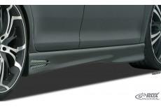 "Peugeot 308 SW Phase 1 (Wagon) Custom Side Skirts ""GT4"""