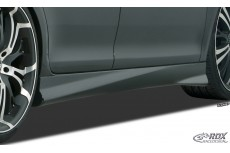 "Opel Vauxhall Meriva B Custom Side Skirts ""TurboR"""