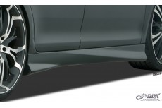 "Opel Vauxhall Meriva B Custom Side Skirts ""Turbo"""