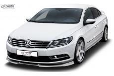 Volkswagen CC Custom Front Bumper Lip Spoiler Extension Splitter
