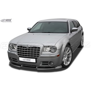 Chrysler 300C Custom Front Bumper Lip Spoiler Extension Splitter