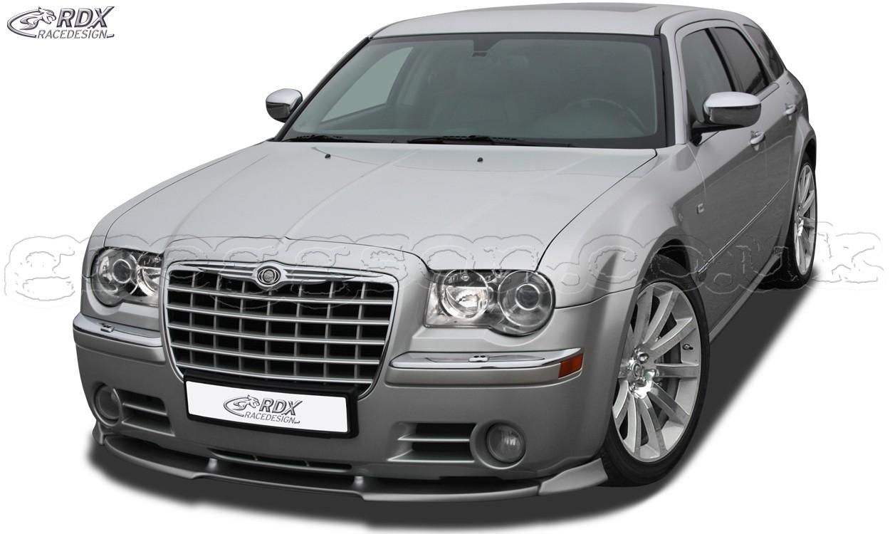 Chrysler 300c Custom Front Bumper Lip Spoiler Extension