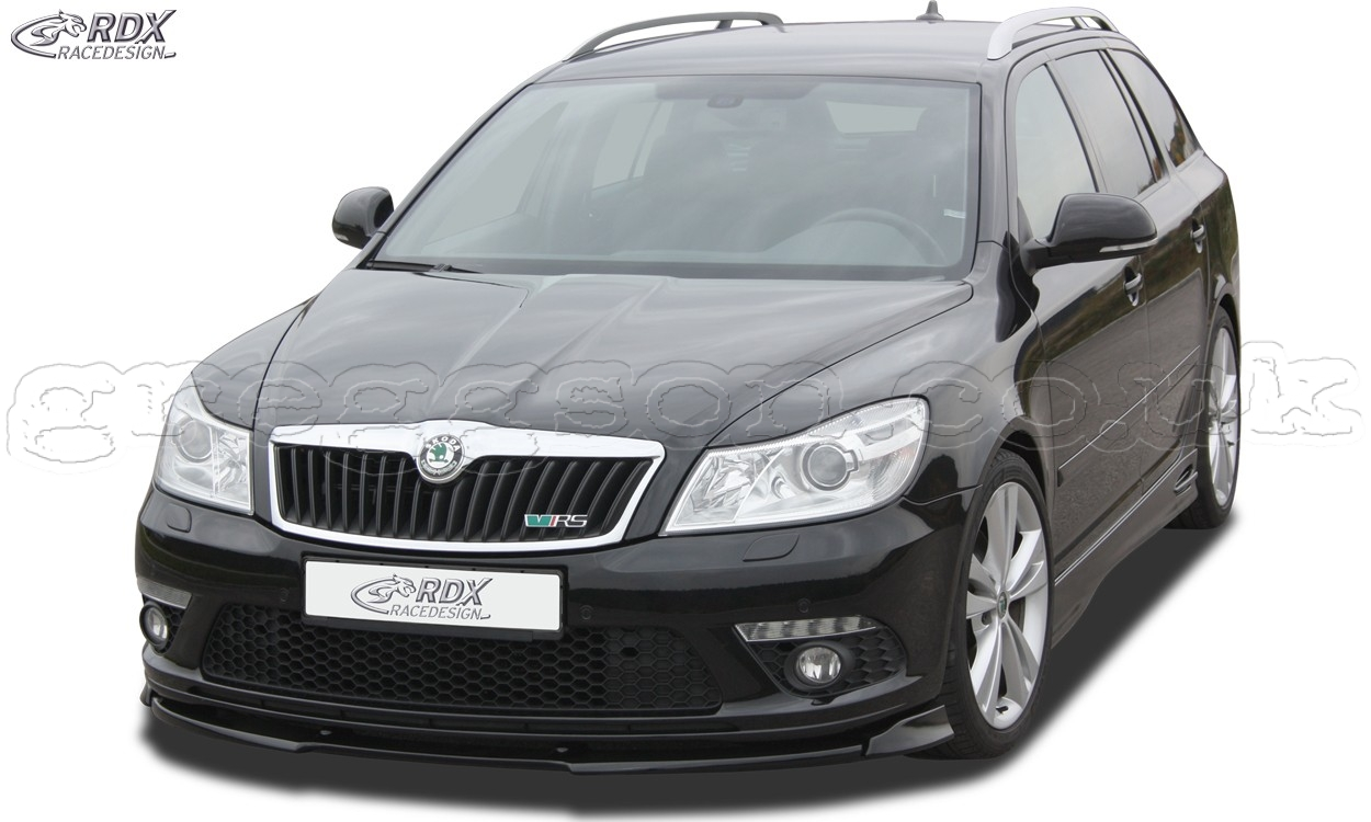 skoda octavia rs facelift 2 1z 2008 custom front bumper. Black Bedroom Furniture Sets. Home Design Ideas