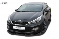 Kia Pro Ceed JD Custom Front Bumper Lip Spoiler Extension Splitter