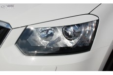 Skoda Yeti (2014+) Custom Headlight Eyebrows