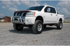 "Nissan Titan (2004-2012) 6"" Rough Country Lift Kit 4x4 Off Road"
