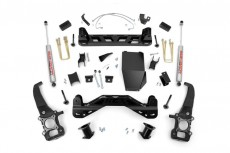 "Ford F150 4WD (2004-2008) 4"" Rough Country Lift Kit 4x4 Off Road"