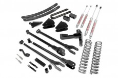 "Ford F250 4WD (2005-2007) 6"" Rough Country Lift Kit Pro 4x4 Off Road"