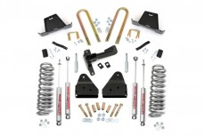 "Ford F350 4WD (2005-2007) 4,5"" Rough Country Lift Kit 4x4 Off Road"
