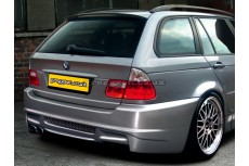 BMW E46 Touring Custom Rear Bumper