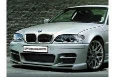 BMW E46 Custom Front Bumper