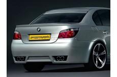 BMW E60 Custom Rear Bumper