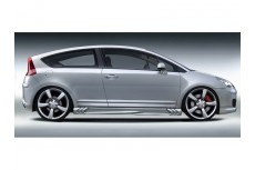 Citroen C4 Custom Side Skirts