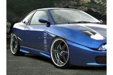 Fiat Coupe Custom Side Skirts