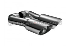 Audi Q7 (2005-2015) Stainless Steel Sport Exhaust Tail Pipes