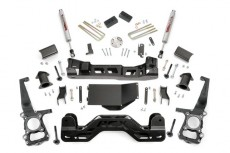 "Ford F150 4WD (2009-2013) 4"" Rough Country Lift Kit"