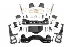 """Ford F150 4WD (2009-2013) 6"""" Rough Country Lift Kit"""