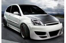 Ford Fiesta Mk6 Custom Front Bumper