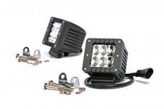 LED Lights Square Rough Country (Pair)