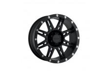 "Alloy Wheel Pro Comp Model 7031 Black 16"" x 8"