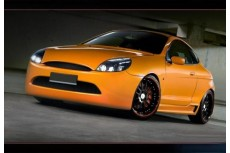 Ford Puma Custom Side Skirts