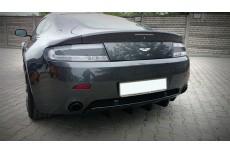 Aston Martin V8 Vantage (2004 -) Custom Rear Bumper Diffuser