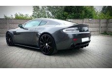 Aston Martin V8 Vantage (2004 -) Custom Side Skirts