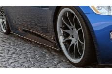 Maserati Granturismo Preface Standard & S Version (2007 - 2011) Custom Side Skirts Diffusors