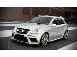 Mercedes ML W164 Standard Preface Version (2005 - 2008) Custom Body Kit