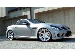 "Mercedes SLK Class R171 Standard Versions (2004 - 2011) Custom Body Kit ""AMG 204 Look"""