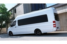 Mercedes Sprinter Mk2 Facelift Standard Versions (2013 -) Custom Side Skirts