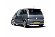 Opel Vauxhall Meriva Standard Version (2002-2010) Custom Rear Bumper Extension