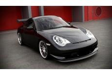 Porsche 911 GT3 996 Version (1999-2006) Custom Front Bumper Lip Spoiler Extension