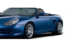 Porsche Boxster 986 Series Standard Version (1996-2004) Custom Side Skirts GT3 Look