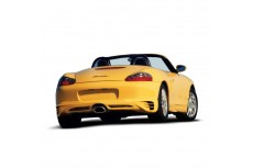 Porsche Boxster 986 Series Before Facelift Standard Version (1996-2003) Custom Rear Bumper Extension